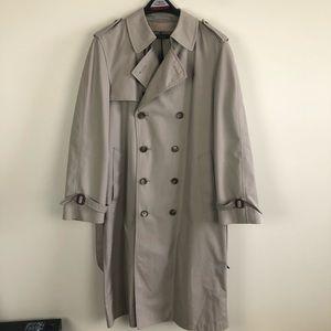 London Fog Men's Classic-Fit Trenchcoat